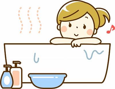 入浴 女性